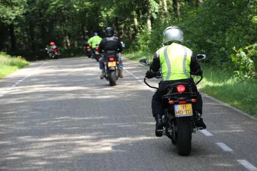 Motorrijbewijspoint Rosmalen motor lesplan