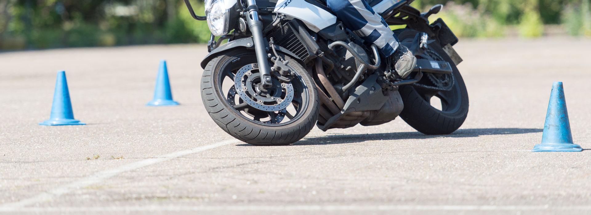 Motorrijbewijspoint Rosmalen rijtest