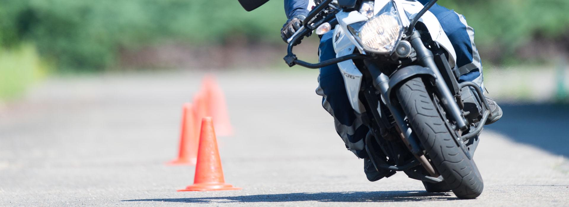 Motorrijbewijspoint Rosmalen motor rijvaardigheid